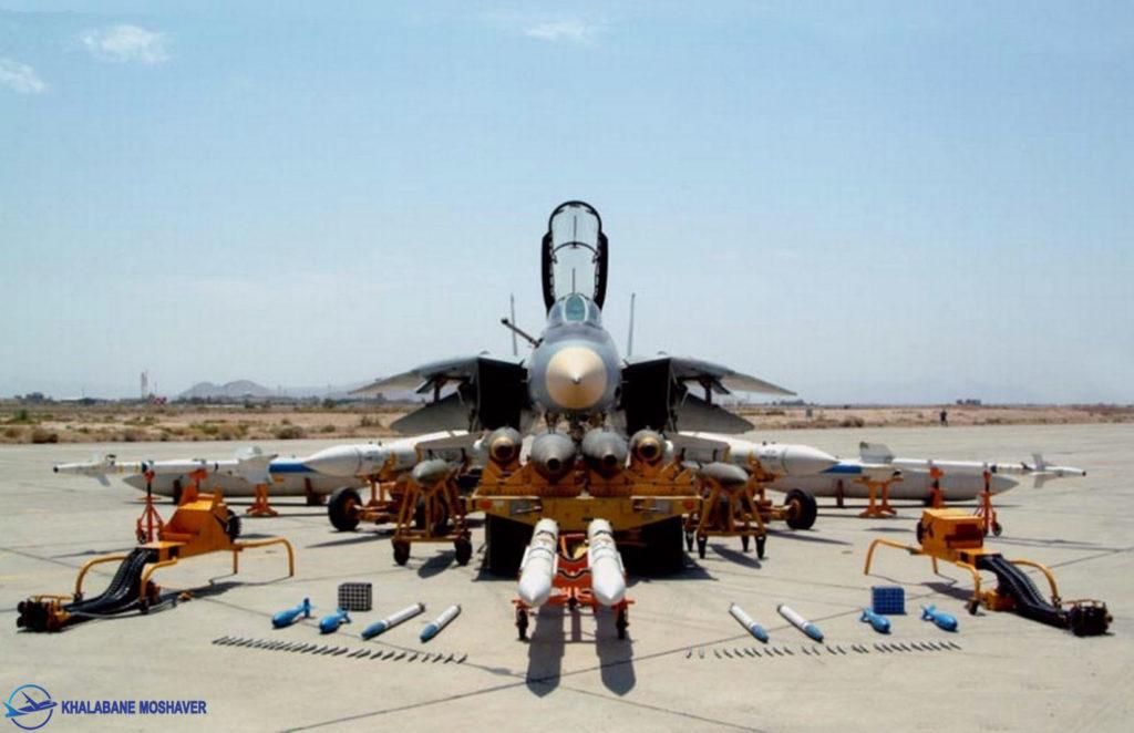 قدرت بالای جنگنده اف14