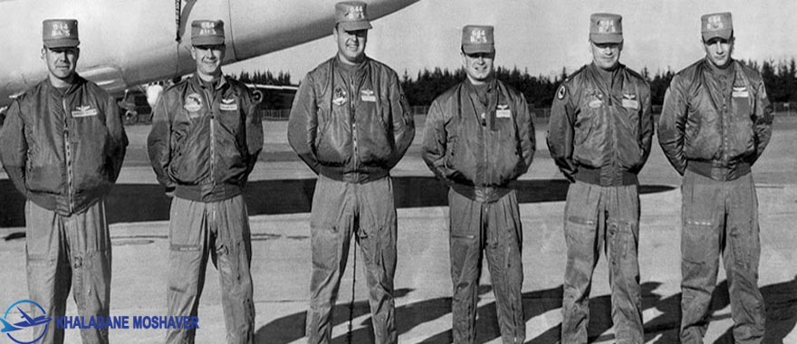 استفاده از کاپشن خلبانی آلفا توسط نیروی هوایی آمریکا