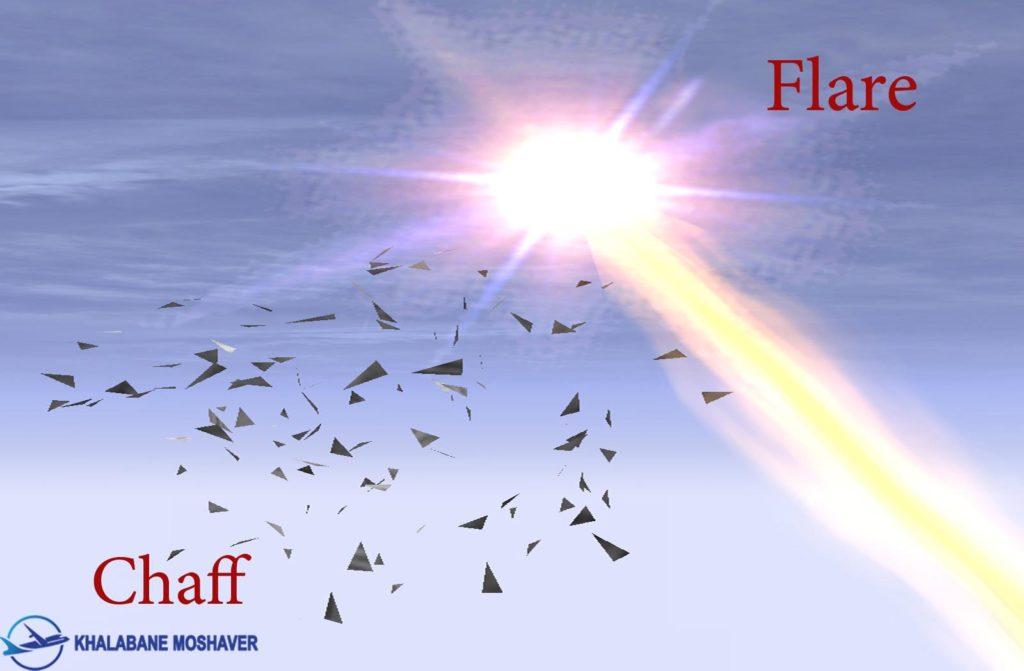 Apache chaff  flare 1024x671 - جنگنده کوثر