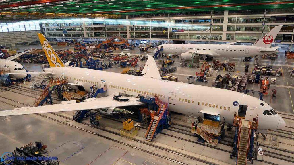 Boeing South Carolina 1 1 1024x576 - هواپیمای بوئینگ ۷۸۷