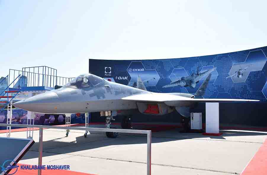 Russia is able to sell fifth generation Su 57 PAK FA T 50 fighter aircraft to Turkey 925 001 - هواپیمای جنگنده سوخو 57