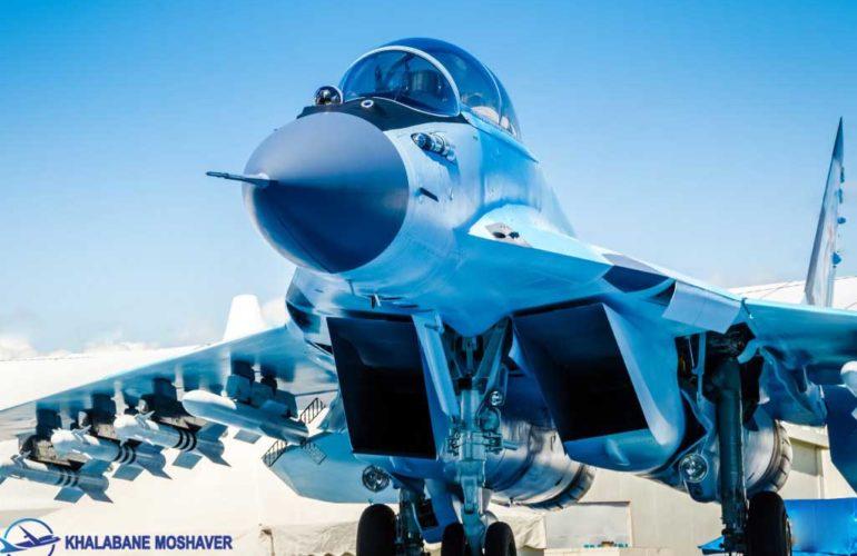 جنگنده mig-35