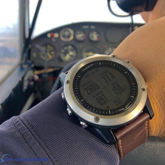 ساعت خلبانی گارمین