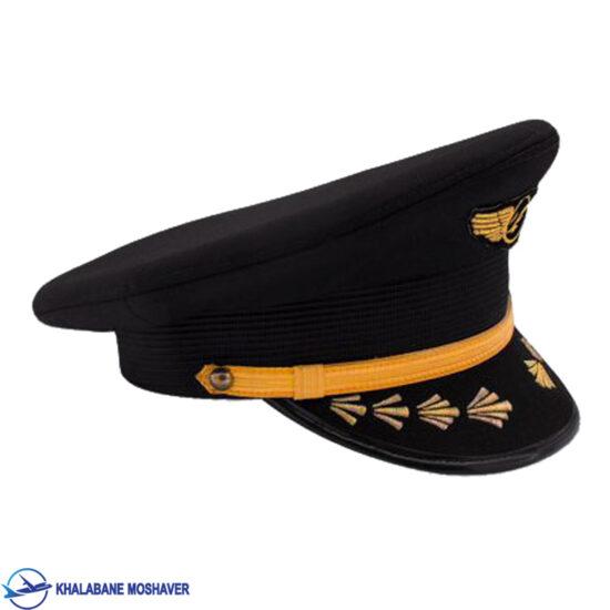 کلاه حلبانی کاپیتان