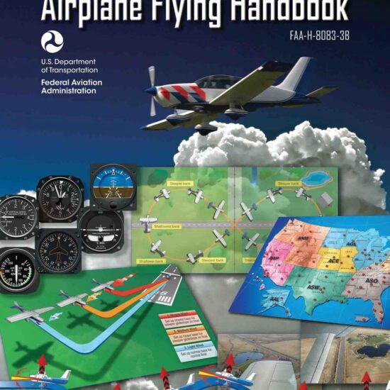 دانلود کتاب Airplane Flying Handbook
