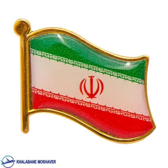 پرچم فلزی ایران