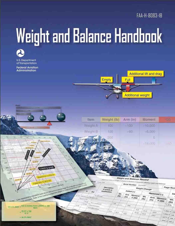 دانلود کتاب Weight & Balance Handbook