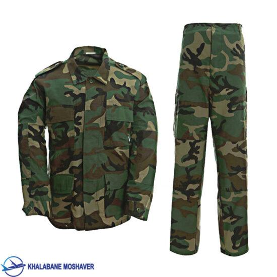 لباس فرم نظامی ارتش