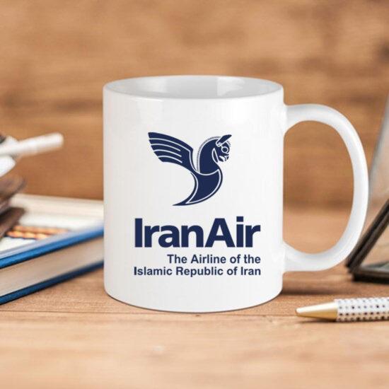 ماگ خلبانی ایران ایر