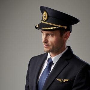 کلاه فرم خلبانی ایرلاین قطر